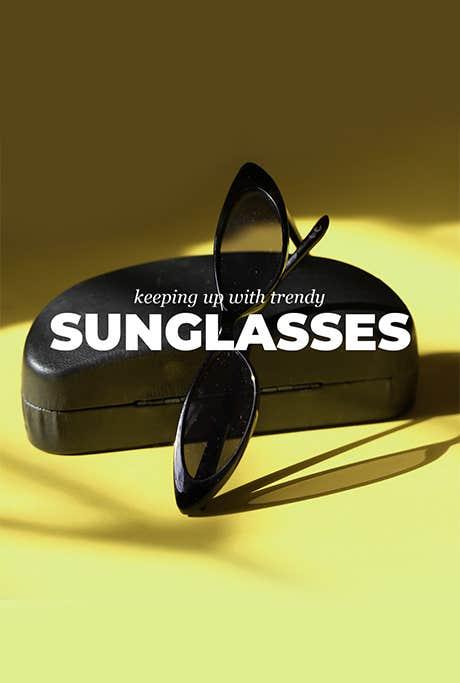 Trendy Sunglasses - Eyeglasses.pk