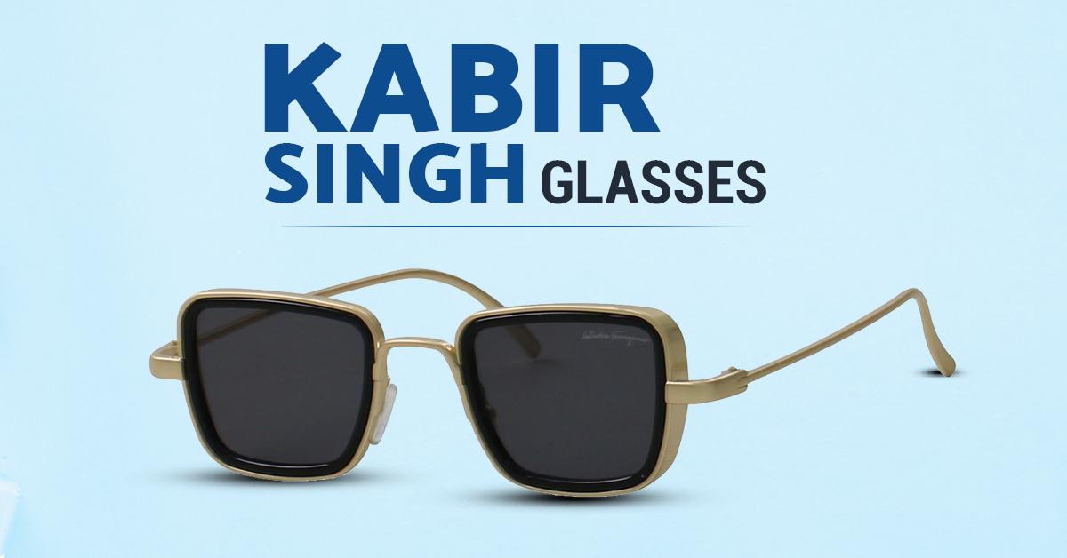 2) Get Kabeer Singh Glasses: Visit Eyeglasses.pk: