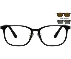 3aa058052a Rectangle Eyeglasses 129480-c