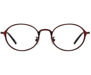 G4U IP50112-1 Oval Eyeglasses 124473-c