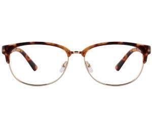 G4U TR1806-1 Browline Eyeglasses 126109-c