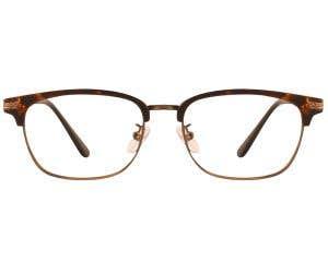 Browline Eyeglasses 126337-c