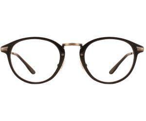 G4U 815056L Round Eyeglasses 126340-c