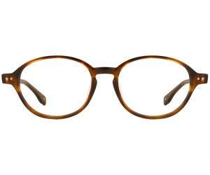 Oval Eyeglasses 126815-c