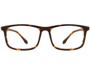 G4U LV-85109 Rectangle Eyeglasses 126836-c