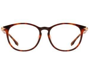 G4U LV-85118 Round Eyeglasses 126842-c
