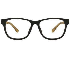 Wood Eyeglasses 128806-c