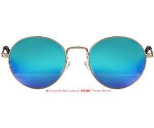 Round Eyeglasses 129286-c