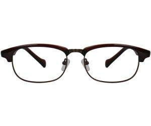 Browline Eyeglasses 129445