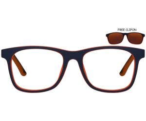 Clip-On Eyeglasses 129483-c