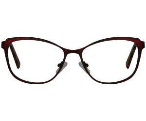 Cat Eye Eyeglasses 129528-c