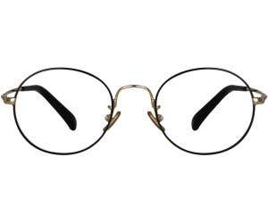 Round Eyeglasses 129551-c