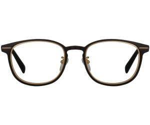 Rectangle Eyeglasses 129618-c