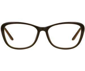 Cat Eye Eyeglasses 130086-c