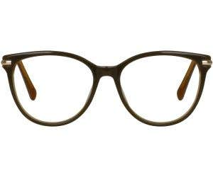Cat Eye Eyeglasses 130090-c