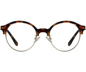 Browline Eyeglasses 130355-c