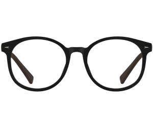 Wood Eyeglasses 130442-c