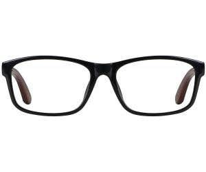 Wood Eyeglasses 130938-c