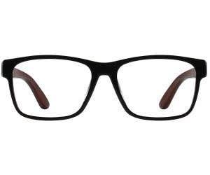Wood Eyeglasses 130945-c