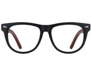 Wood Eyeglasses 130966-c