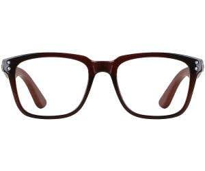 Wood Eyeglasses 130979-c