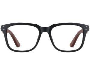 Wood Eyeglasses 130986-c