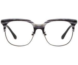 Browline Eyeglasses 132581-c
