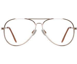 Pilot Eyeglasses 133806-c