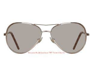 Pilot Eyeglasses 133872-c