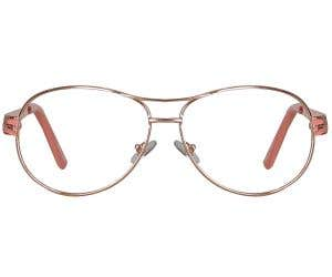 Pilot Eyeglasses 133888-c