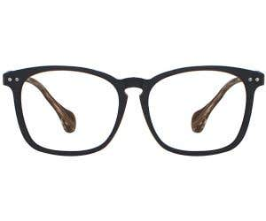 Wood Eyeglasses 133971-c