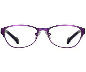 Kids Cat Eye Eyeglasses 134024-c