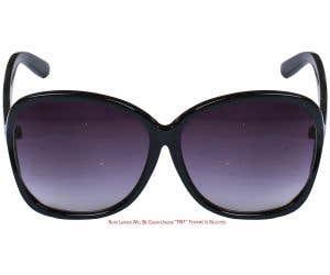 Rectangle Sunglasses 134547-C
