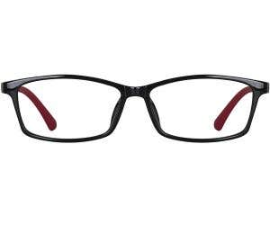 Rectangle Eyeglasses 134690-c
