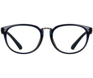 Oval Eyeglasses 134936-c