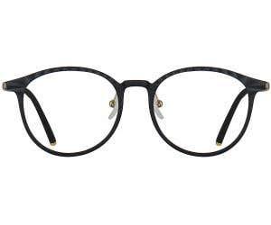 Round Eyeglasses 135222-c