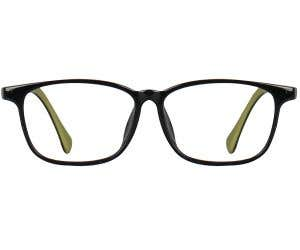 Rectangle Eyeglasses 135388-c