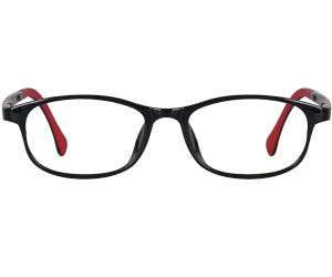 Rectangle Eyeglasses 135586