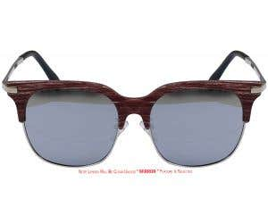 Browline Eyeglasses 135630-c