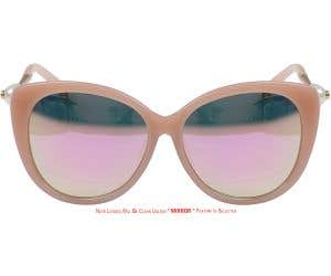 Cat Eye Eyeglasses 135636-c
