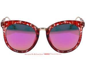 Round Eyeglasses 135651-c
