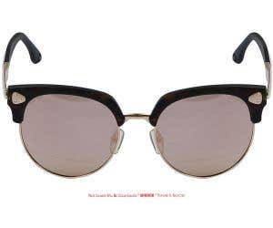 Browline Eyeglasses 135671-c