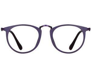 Round Eyeglasses 135738-c