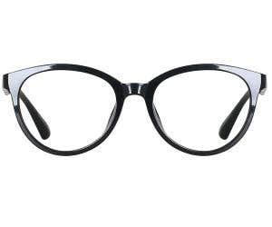 Cat Eye Eyeglasses 135871-c