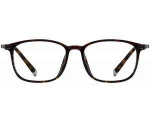 Rectangle Eyeglasses 135926-c