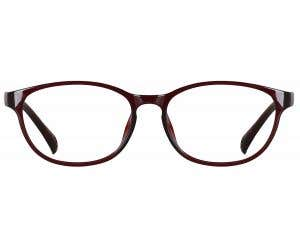 Oval Eyeglasses 135950-c