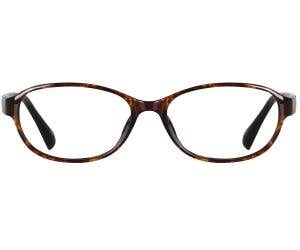 Oval Eyeglasses 136057-c