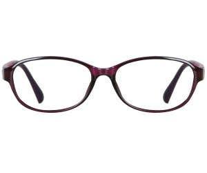 Oval Eyeglasses 136060-c