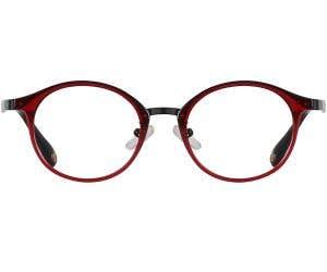 Round Eyeglasses 136128-c