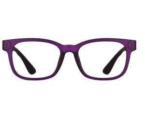 Rectangle Eyeglasses 136465-c